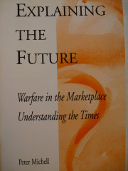 Explaining the future Book Cover
